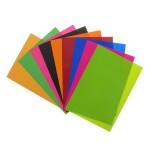Наборы цветной бумаги