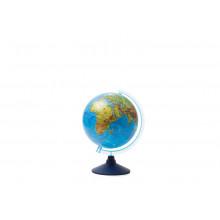 Глобус 25 см физический  Классик Евро