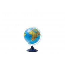 Глобус 25 см физический  Классик евро Рельефный