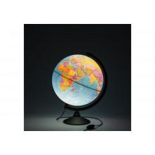 Глобус 32 см политический  Классик с подсветкой
