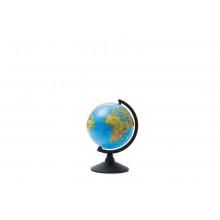 Глобус 21 см физический Классик Рельефный