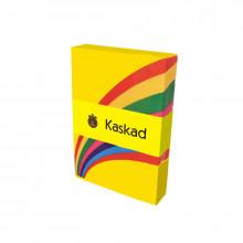 Бумага А4 KASKAD LESSEBO PAPER 160г 250л ярко-желтый