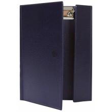 Планшет-папка А5 синяя ДПС