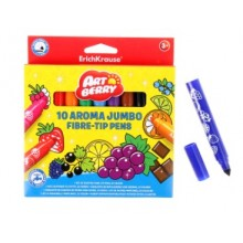 Фломастеры 10цв, Artberry Aroma Easy Washable