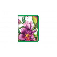Папка на молнии круговой A4 Tropical Flowers ассорти ErichKrause (шт.)