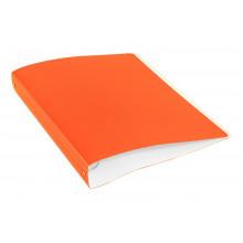 Папка накопитель 4К А4 40мм 0,7мм оранжевый