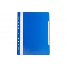Папка скоросшиватель А4 Бюрократ, синий 0,12/0,16 PS-P20BLU