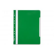 Папка скоросшиватель А4 Бюрократ, зеленый 0,12/0,16 PS-P20GRN
