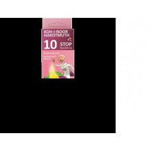 Пластилин 10цв KIN Stop bacteria бактерицидный