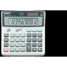 """Калькулятор настольный """"Proff"""" 12 разр. 160*152*32мм"""