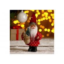 """Дед Мороз """"В красном с мешком"""" 10*14 см"""