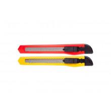 Нож канц. 9мм Х-BLADE PUSH-LOCK Хатбер