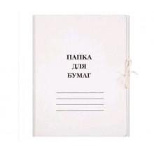 Папка для бумаг (на завязках)