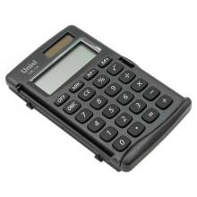 Калькулятор UNIEL UK-17K(черный)