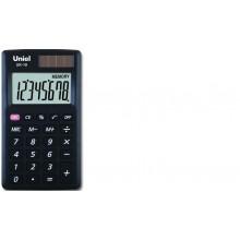 Калькулятор UNIEL карманный UK-19 8 разр 102х57х9,5 мм