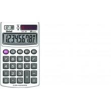Калькулятор UNIEL карманный UK-36 8 разр. 117х70х11