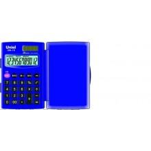Калькулятор UNIEL карманный UM-16B 12 разр. 103х67х10 мм