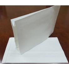 Конверт-пакет бумажный 170*60*300 БКА 43+20 термосварка