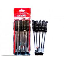 Ручка Finegrip черная 388