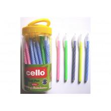 """Ручка """"Cello"""" шариковая 8007С"""