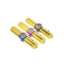 Ручка-спиннер с лазерной указкой, метал.сплав