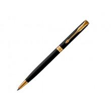 "Набор подар.1 ручка шар.PARKER ""Sonnet Slim Matte Black GT"" черн."