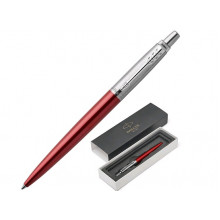 "Набор подар.1 ручка шар.PARKER ""Jotter Kensington Red СТ"" красн"