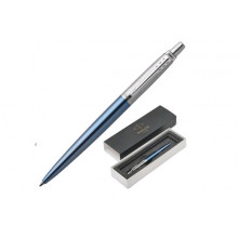 "Набор подар.1 ручка шар.PARKER ""Jotter Waterloo Blue СТ""син.черн,"