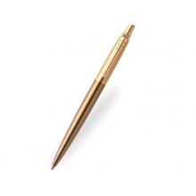 """Набор подар.1 ручка шар.PARKER """"Jotter Premium West End Gold""""  M,син."""