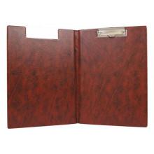Планшет-папка А4 коричневый ДПС
