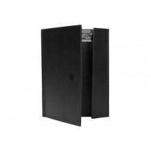 Планшет-папка А5 черная ДПС