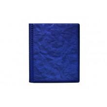 Визитница на 48 карточек синяя ДПС