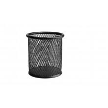 Подставка наст.металл черная круглая.90*100ммErich Krause