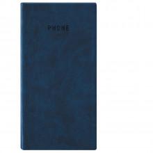 Адресная книга 80*155 VIVELLA синий Erich Krause