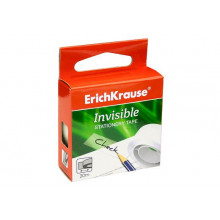 Скотч 18мм*20м Invisible невидимая, матовая в карт. коробочке