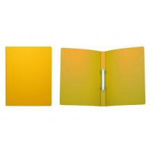 Папка накопитель 2НК 24мм CLASSIC желтая