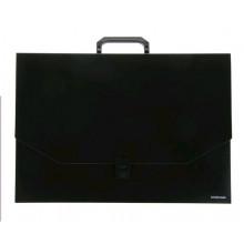 Портфель А3 CLASSIC  черный Erich Krause