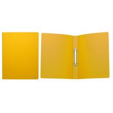 Папка накопитель 2НК 35мм CLASSIC желтая