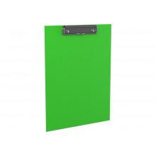 Планшет А4  Neon мет.зажим зеленый