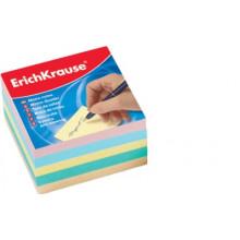 Бумага д/зап. радуга 5 цв 9*9*5см Erich Krause 80г/м непрокл.