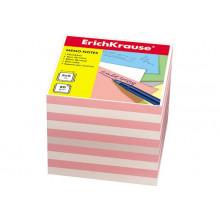 Бумага д/зап. цветная 90*90*90мм Erich Krause