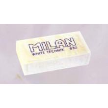 Ластик MILAN 630  универсальный White Technic 40*13*10мм