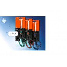 Ножницы 25см TZ 95  пласт.ручки