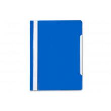 Папка скоросшиватель А4 Бюрократ, синий 0,12/0,16 PS20BLUE