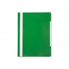 Папка скоросшиватель А4 Бюрократ, зеленый 0,12/0,16 PS20GRN