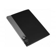Дисплей книга А4 30ф Бюрократ 0,65мм черный BPV30BLACK