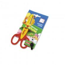 Ножницы детские фигурные 14см 14004 Hatber