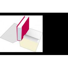 """Обложка д/учебников """"Proff"""" универ. самокл. 500*360мм (10шт) 100мкн прозр."""