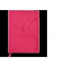 """Ежедневник А6+ 320стр. """"Proff.Sophie"""" недат. розовый"""