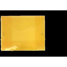 """Папка на резинке А4 20мм  """"Proff.Next"""" желт."""
